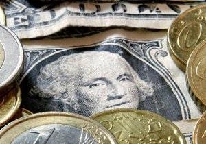 Курси готівкової валюти на 25 квітня