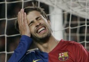 Лиха доля. Захисник Барселони потрапив до лікарні просто з футбольного поля