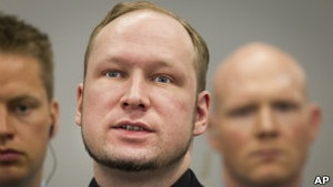 Свідок у справі Брейвіка розповів про отриману психологічну травму