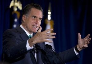 Корреспондент: Анти-Обама. Основним суперником Обами на виборах буде мормон з надто екстремальними поглядами