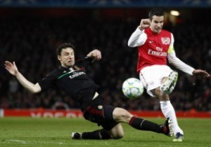 И еще раз. Журналисты тоже признали Ван Перси лучшим игроком года в Англии
