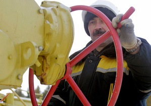 Україна за перші два місяці 2012 року вдвічі скоротила імпорт російського газу