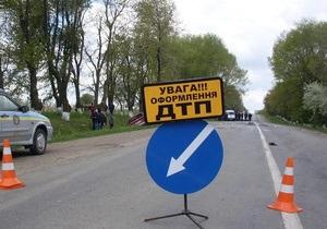 При зіткненні двох мікроавтобусів у Криму загинули п ятеро людей