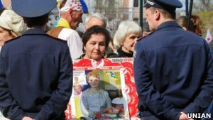 Тимошенко відправили з лікарні назад до в язниці
