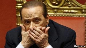 Берлусконі у суді: Вечірки були  жартівливими іграми