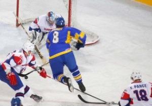 ЧС з хокею: Збірна України вилетіла з першого дивізіону