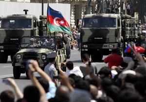 Reuters: Спецслужби Азербайджану борються з тероризмом напередодні Євробачення
