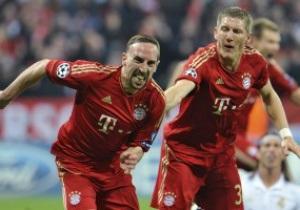 Лига Чемпионов: Бавария дожала Реал