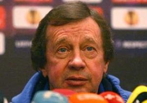 Сьомін і Луческу поступилися першістю в рейтингу найбільш високооплачуваних тренерів Україні
