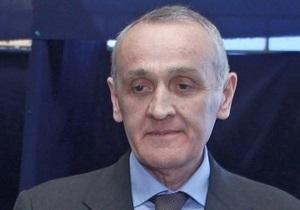 Колишній глава МВС Абхазії, який підозрювався у замаху на президента, застрелився