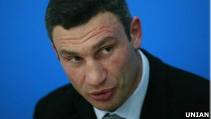 Віталій Кличко: Опозиція може програти вибори