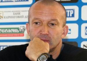 Наставник Чорноморця: Результатом ми дуже засмучені