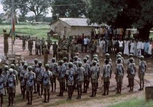 Військові закрили повітряний і водний простір Ґвінеї-Бісау