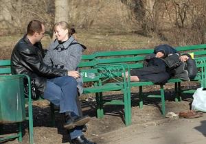 У вівторок в Україні буде тепла і волога погода