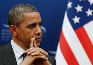 Доходи Обами з 2009 року впали в сім разів