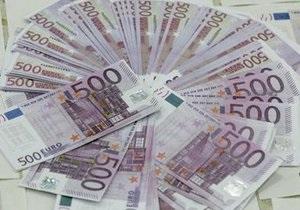 Євро на міжбанку завершує тиждень зростанням котирувань