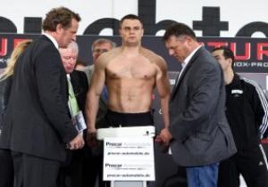 Виталий Кличко: Бойцов еще не дорос