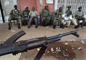 У Гвінеї-Бісау стався військовий переворот