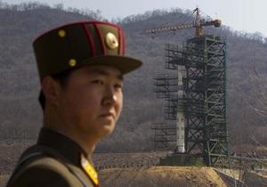 G8 засудила запуск ракети Північною Кореєю. США припиняють гуманітарну допомогу