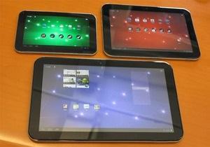 Японська компанія анонсувала 13,3-дюймовий планшет