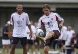 Бекхем та Анрі зіграють у  розумному матчі  зірок MLS