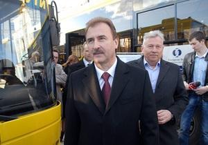 Нову транспортну схему Києва розроблять спільно з іноземними компаніями