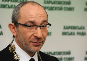 Кернес задекларував 6,3 млн гривень доходів