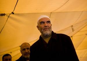 Затриманому лідеру мусульман Ізраїлю скасували заборону на в'їзд до Британії