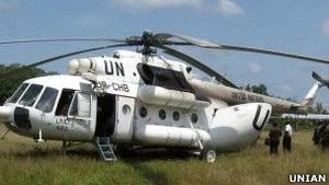 Міноборони заперечує проблеми українських миротворців у ДРК