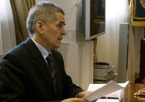 Онищенко зізнався, що має  підступний задум  захистити українське населення