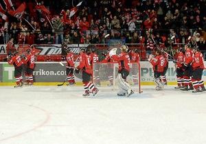 Донбасс готовит заявку на вступление в КХЛ
