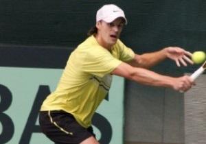 Теннис: Украина всухую разгромила Кипр в матче Кубка Дэвиса