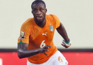 Яя Туре приостановил выступления за сборную Кот-д′Ивуара