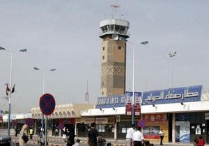 У столиці Ємену вірні звільненому главі ВВС військові заблокували аеропорт