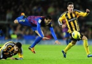 Ла Лига: Барселона разгромила Сарагосу