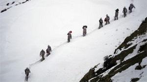 У Кашмірі лавиною накрило сотню пакистанських військових