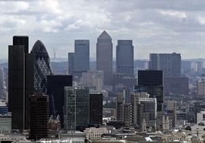 Лондону не потрібні фінансисти: кількість вакансій в галузі швидко знижується
