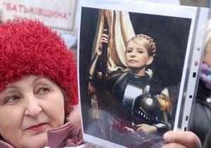 Батьківщина: Із засудженого за вбивство Щербаня вибивають фальшиві свідчення проти Тимошенко
