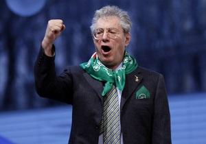 Один з провідних політиків Італії пішов у відставку