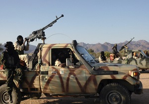 Бойовики племені туарегів проголосили незалежність Азавада