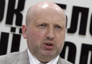 Батьківщина: Генпрокуратура намагається залякати Турчинова напередодні виборів