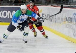 На грани вылета. Донбасс потерпел третье поражение от Тороса в 1/2 плей-офф ВХЛ
