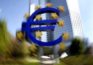 Європейський центробанк вказує на помірне відновлення економіки