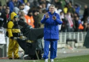 Блохин не хочет, чтобы Динамо и Шахтер играли Золотой матч