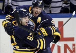 NHL: Баффало вырвал победу у Торонто, Виннипег в овертайме сломил Флориду