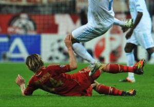 Под присмотром Тимощука: Бавария повторно обыграла Марсель