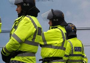 Британська поліція провела операцію з порятунку плюшевого спанієля