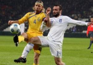 Тимощук: Греция на Евро-2004 - отличный пример для сборной Украины на Евро-2012