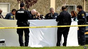 Стрілянина в американському коледжі: вбито сімох людей
