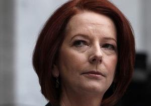 Прем єр-міністр Австралії розповіла, як вона жартує з Обамою